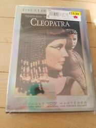 Cleopatra Dvd 2001 3-disc Set Five-star Collection New/factory Sealed