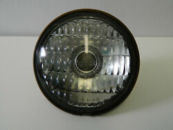 Vintage Guide Sealed Tractor Lamp/head Light - Made In Usa