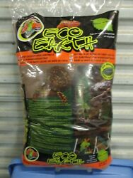 Zoo Med Eco Earth Loose Coconut Fiber Substrate 24 Dry Quarts Fast Free Ship