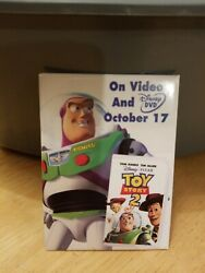 Toy Story 2 Premium Promotional Advertising Pin Buzz Lightyear