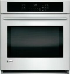 Monogram Zet9050shss 30 Inch Single Electric Wall Oven With Wifi Connect, 5.0 Cu