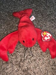 Pinchers Beanie Baby 1993 Style 4026 With Errors