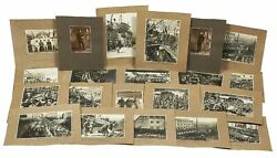 Photographs The A.e.f Arrives In Italy / 1918