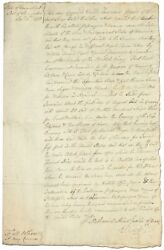 Declaration Of Capt David Lawrence Certified By Nathaniel Minor September 11
