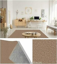 Biscuit 1783 Soft And Cozy Area Rugs / Latex Free Felt Backing/green Label Plus