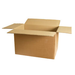 48x24x24 Corrugated Cardboard Carton Boxes 48 Ect For Moving Or Shipping