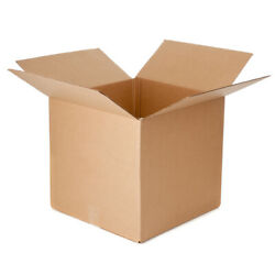 30x30x30 New Corrugated Boxes - 48 Ect For Moving Or Shipping Needs