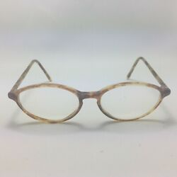 Tura Mod 318 Eyeglasses Frames Brown Tortoise Oval Full Rim 51 16 135 $9.99