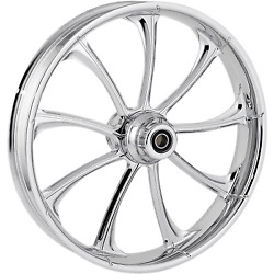 Rc Components - 23375903114124c - Revolt Forged Front Wheel Dual Disc, 23in. X 3