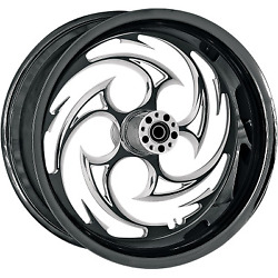 Rc Components - 18550-9210-85e - Savage Eclipse Rear Wheel 18x5.5in. Harley-dav