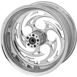 Rc Components - Su1885055-85c - Savage Forged Rear Wheel 18x8.5in. - Chrome Suz