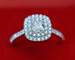 Antique Jewellery White Gold Ring Gia Certified Diamond Vintage Jewelry