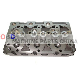 New Complete Cylinder Head For Kioti Dk35 Tractor Bobcat Ct335