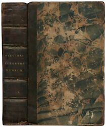 Virginia Literary Museum And Journal Of Belles Lettres Arts Sciences And C