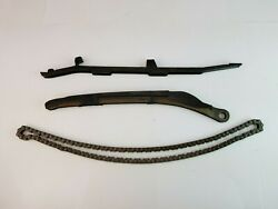 Honda Nx 650 Nx650 Dominator 1995 Camshaft Chain With Sliders Guide Guards