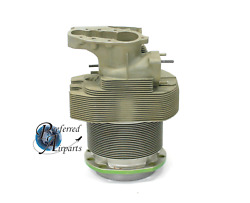 Overhauled Continental Aircraft Engine Cylinder Pn 653452. Steel .010 Oversized.