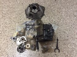Mercedes W113 Pagoda Complete Manual Transmission And Bell Housing