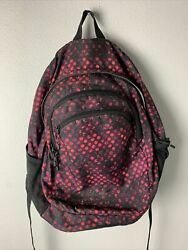 Nike School Backpack 3 Compartments Red Dot Laptop Compartment $9.99