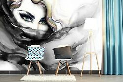 3d Ink Art Style Zhua8004 Wallpaper Wall Murals Removable Self-adhesive Amy