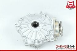 16-18 Mercedes W213 E400 4matic Front Reducer Speed Reduction Gear Module Unit