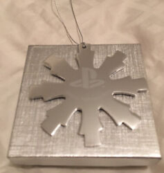 Sony Playstation Happy Holidays 2011 Uncharted 3 Christmas Ornament