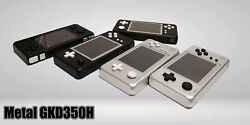Game Kiddy 350h Gkd350h Metal Aluminum Customize Handheld Console With Lr2