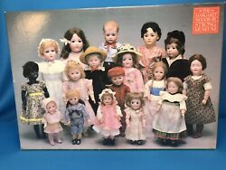 It's A Doll's World Jigsaw Puzzle Margaret Woodbury Strong Museum 2001 Sealed