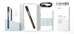 Neo Smartpen N2. From Paper To Digital Two Worlds In One Pen. Titan Black.