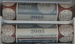 2004 Keelboat + 2005 Buffalo + Ocean View + 2006 P And D + 8 Nickel Rolls Total