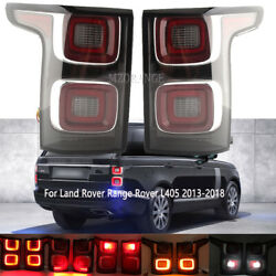 Tail Light For Land Rover Range Rover L405 2013-15 16 17 18 2019 2020 Rear Lh Rh