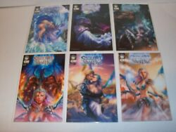Soulfire Lot Of 8 Complete Minseries + One Shots With Many Rare Covers Aspen