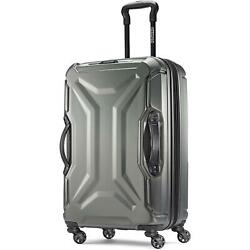 American Tourister Cargo Max 28 Hardside Spinner Luggage Olive