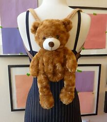 Cute and Super Chic Teddy Bear Backpack for ALL Ages NEW FREE SHIPPING : $18.88