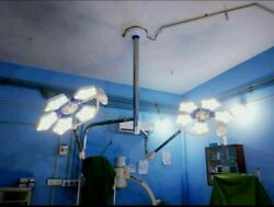 Twin Led Ot Light Or Lamp Examination Light Surgical Operation Theater Lights@
