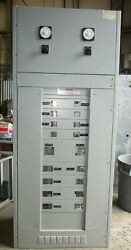 800 Amp Siemens / I-t-e Fci Switchboards 208y/120v, 3 Pole 4 Wire, Series 6, Fc1