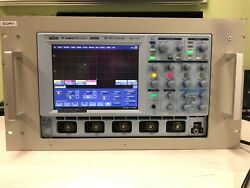 Lecroy 6050a Waverunner 500 Mhz, 4 Channel Oscilloscope With Rack Mount