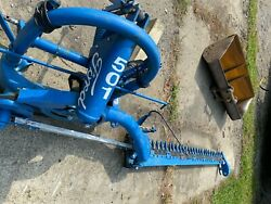 Ford 501 Sickle Mower Blue Used Sickle Mower Tractor Tractor Supply