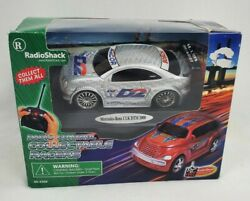 2002 Radio Shack Collectable Racers Radio Controlled Mercedes Benz Clk Dtm 2000