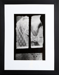 Merry Alpern 29 From The Dirty Windows Series Gelatin Silver Print Signed An
