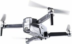 4k Quadcopter Uhd Live Video Gps Fpv Drone Camera Adults 2500mah +carrying Case