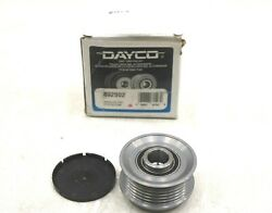 New Dayco Alternator Decoupler Pulley 892002 Crown Victoria Town Car 4.6 2003-05