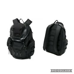 Oakley Bathroom Sink Backpack 92356 013 Stealth Black Brand New With Tags $69.99
