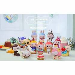 Labubu The Monsters Patisseries Desserts Collection Box Set 12 Piece