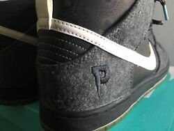 Rare In Store Only Nike Sb Dunk High Qs Se Premier Petoskey 645989-010 Size 10