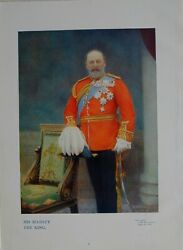 1901 Print And Biography His Imperial Majesty King Edward The Seventh Vii