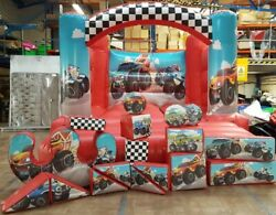Bouncy Castle New Business Starter Package Uk Made Any Theme Available