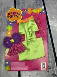 Groovy Girls Fashions Doll Accessories Clothes 70s Hippie Mod Style XXX $7.99