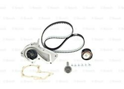 Bosch Water Pump And Timing Belt Kit For Ford Volvo C-max Ii Fiesta Vi 1987946905