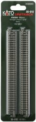Kato 20-010 186mm Straight Track S186 4 Pieces N Scale N Gauge From Japan 191321