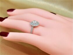 Antique Jewellery Gold Ring Natural Diamonds Vintage Art Deco Style Jewelry N 7